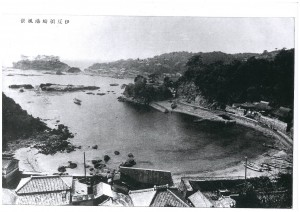 昭和3年頃の風景(小白浜)