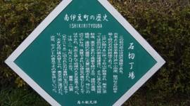 「石切り場」の説明